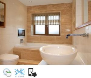 Ventilate your toilets, bathrooms or pool areas